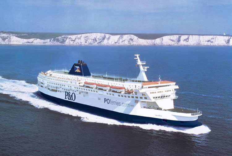 Dover Calais Ferry Tickets For Cheap Crossings Between The